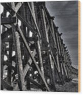 Tressel From The West Wood Print