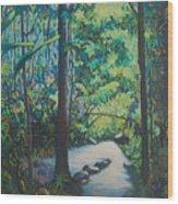 Tropical Bliss Wood Print