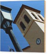 Ugijar Church Wood Print