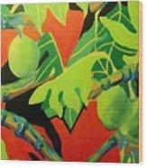 Ulu 2 Wood Print