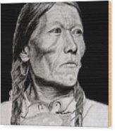 Unknown Indian Vii Wood Print