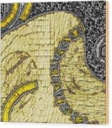 Untitled 900 Wood Print