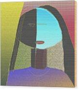 Untitled 904 Wood Print