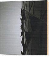 Urban Minimalism Wood Print