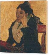 Van Gogh: Larlesienne, 1888 Wood Print