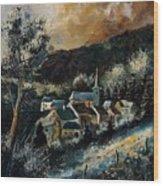 Vencimont 78 Wood Print