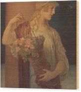Vestal  Wood Print
