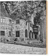 Vikingsholm Castle Lake Tahoe Wood Print