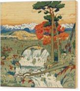 Vintage Poster - Norway Wood Print