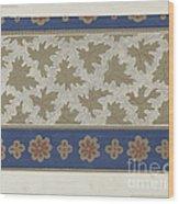 Wallpaper Wood Print