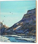 Watercolor3814 Wood Print