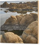 Watson Lake Arizona 13 Wood Print