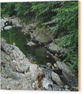 Mad River Wood Print