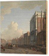 Whitehall Wood Print