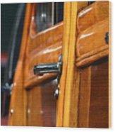 Woodie Handle Wood Print