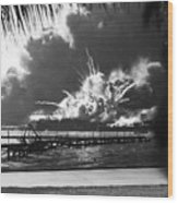 World War II: Pearl Harbor Wood Print