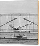 Wright Brothers Wood Print