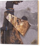 Xhosa Woman Wood Print