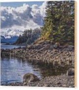 Yankee Cove  Wood Print