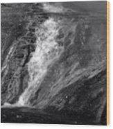 Yellowstone 12 Wood Print