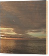 10-27-16--1947 Don't Drop The Crystal Ball Wood Print