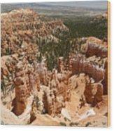 Bryce Canyon - Utah Wood Print
