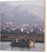 Jaipur - India Wood Print