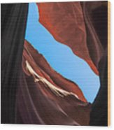 Lower Antelope Canyon Navajo Tribal Park #11 Wood Print