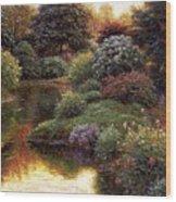 Richmondstream Henry Peeters Wood Print