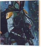 Star Wars Galactic Heroes Poster Wood Print