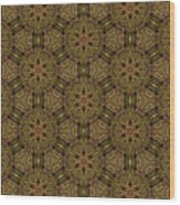 Arabesque 021 Wood Print