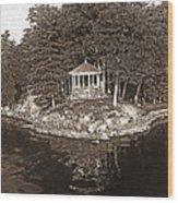 1000 Island Scenes 9 Wood Print