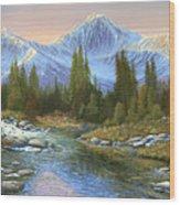 100807-3060  Seasons Change Wood Print