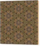 Arabesque 020 Wood Print