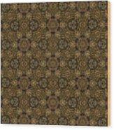 Arabesque 017 Wood Print