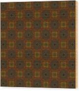Arabesque 014 Wood Print