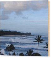 Hawaii Wood Print