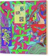 11-15-2015abcdefghijklmn Wood Print