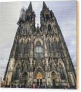 Cologne Germany Wood Print