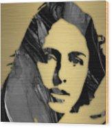 Joan Baez Collection Wood Print