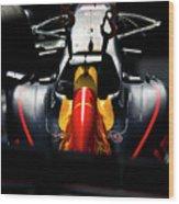 Red Bull Formula 1 Wood Print