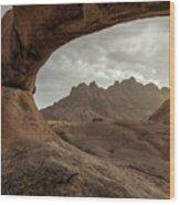 Spitzkoppe - Namibia Wood Print