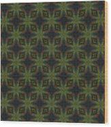 Arabesque 006 Wood Print