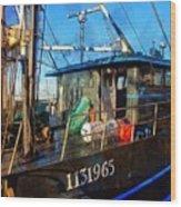 1131965 Wood Print