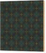 Arabesque 004 Wood Print