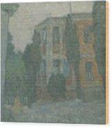 Alupka Wood Print