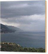 Sicily Wood Print