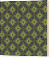 Arabesque 049 Wood Print