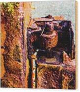 Cape Blanco Lighthouse Wood Print