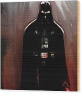 Empire Star Wars Poster Wood Print